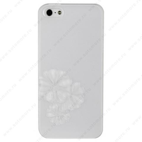Накладка SwitchEasy для iPhone SE/ 5s/ 5C/ 5 белая