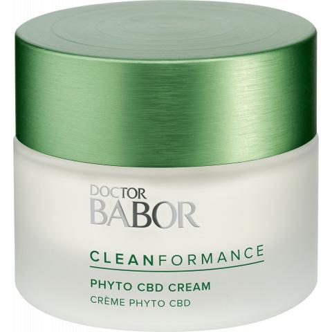 Doctor Babor Успокаивающий релакс-крем CLEANFORMANCE Phyto CBD Cream