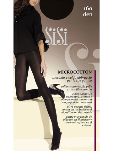 Колготки Microcotton 160 Sisi