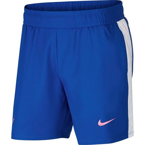 Шорты теннисные NIKE COURT RAFA SHORT 7IN Rafael Nadal - AT4315-480