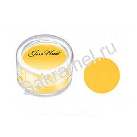 Блёстки в банке 3 гр. мелкие Лимонный