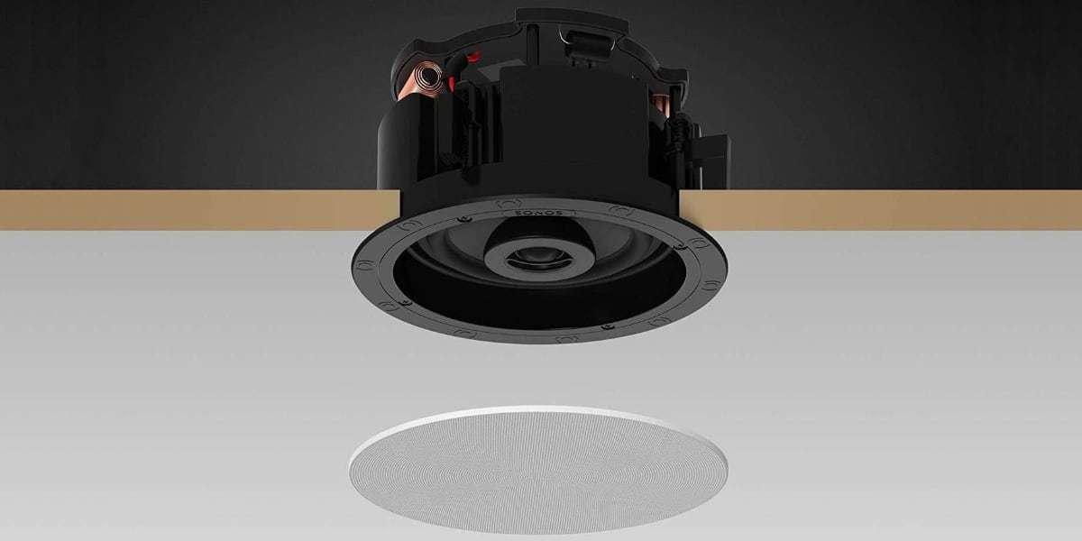 Встраиваемая акустика SONOS In-Ceiling by Sonance потолок