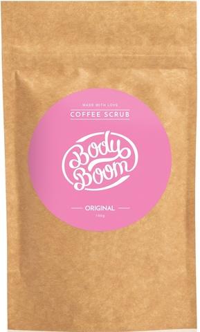BODY BOOM Кофейный скраб для тела Original 100г