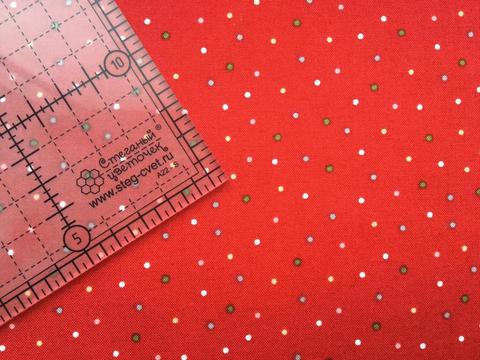 Ткань для пэчворка, хлопок 100% (арт. X0824)