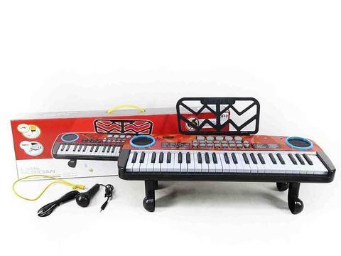 Синтезатор с микрофоном 4901A