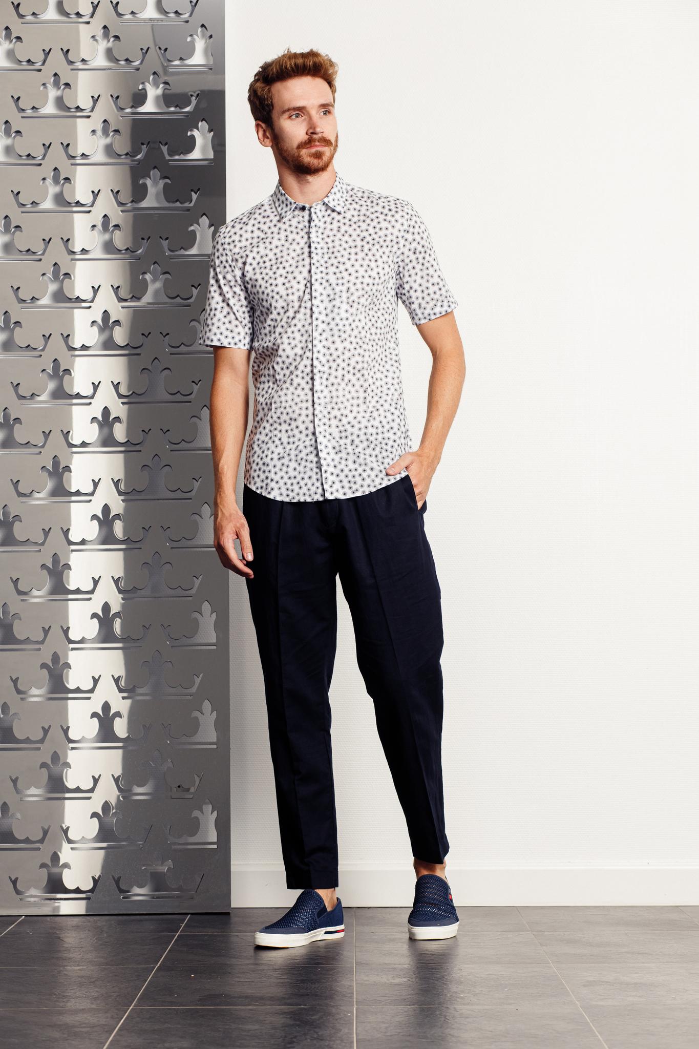 ANTONY MORATO Рубашка с одуванчиком