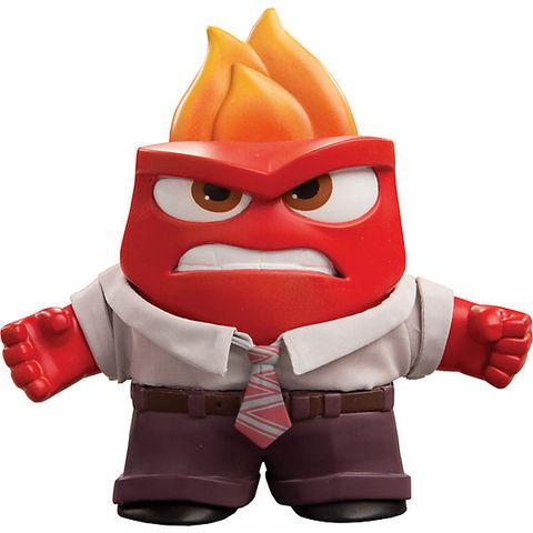 Tomy: Головоломка (Inside Out). Большая фигурка Гнев, 16 см, 61205