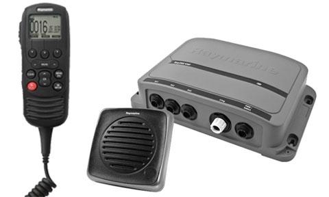 Raymarine Ray260 Fixed Mount VHF Radio EU