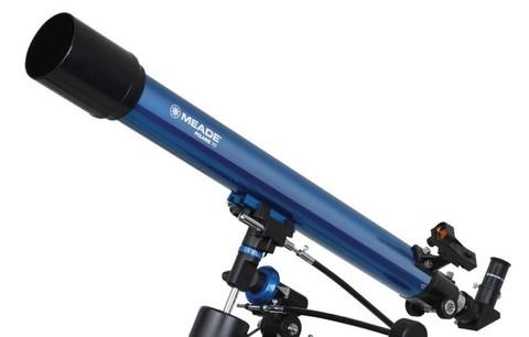 Телескоп MEADE Polaris 70 мм (экваториальный рефрактор)