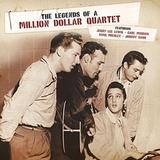 Jerry Lee Lewis, Carl Perkins, Elvis Presley, Johnny Cash / The Legends Of A Million Dollar Quartet (LP)