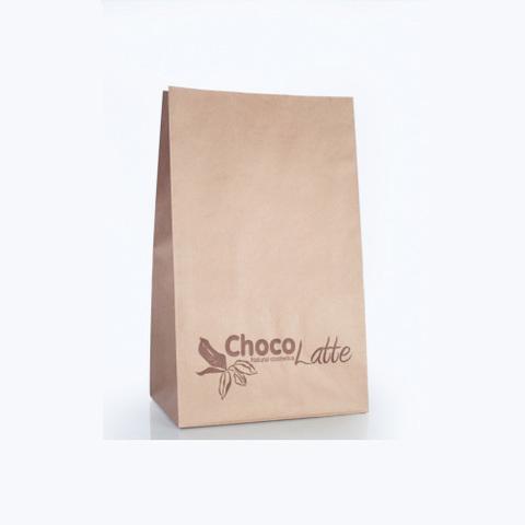 TM ChocoLatte Пакет бумажный Средний 29*12*18 / крафт