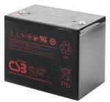 Аккумулятор CSB GPL12750 ( 12V 75Ah / 12В 75Ач ) - фотография