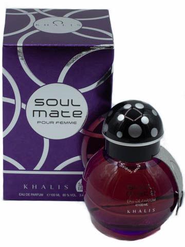 Пробник для Soul Mate Pour Femme  Соул Мейт 1 мл спрей от Халис Khalis Perfumes