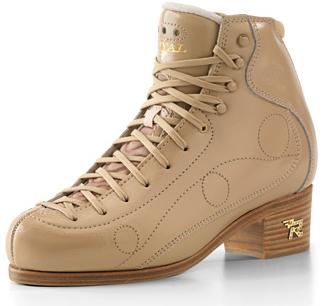 Ботинки для фигурного катания  Risport Royal (beige/бежевый)