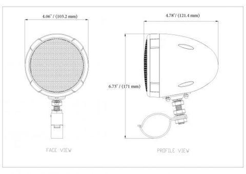 Аудиосистема Boss Audio MC470B с Bluetooth, 1000 Вт, хром
