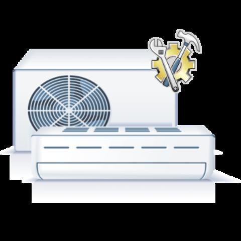 Обслуживание фанкойла до 8 кВт - 12 раз в год