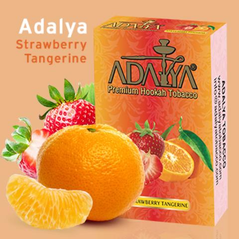 Табак Adalya Strawberry Tangerine (Адалия Клубника Мандарин)