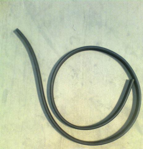 25643210 Шланг резиновый для подачи вакуума двойной диа. 13/6,8 х 2250 мм