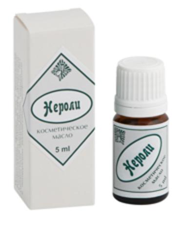 Косметическое масло Нероли