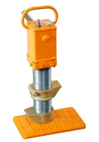 Домкрат гидравлический путевой ДГП-10-200