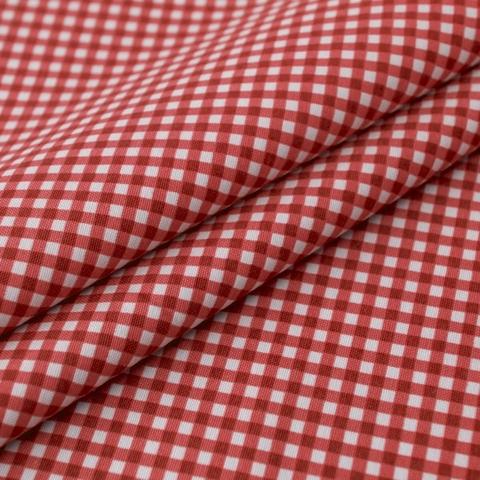 Ткань хлопок Марси красный