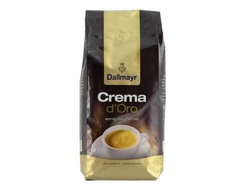 Кофе в зернах Dallmayr Crema d'Oro, 500 г