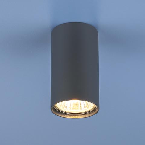 Накладной потолочный светильник 1081 (5256) GU10 GR графит