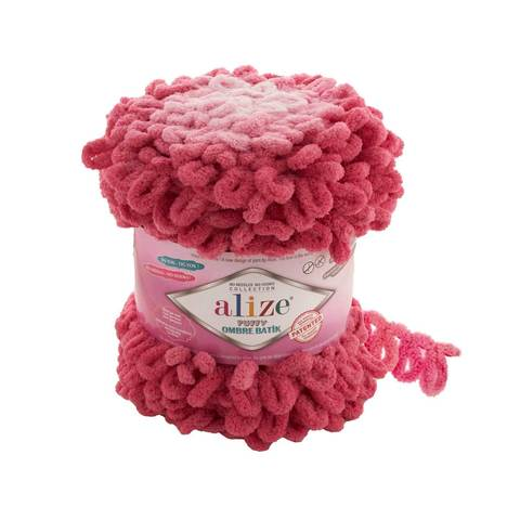 Puffy Ombre Batik (Alize)