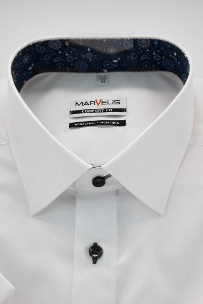 MARVELIS COMFORT FIT сорочка с коротким рукавом