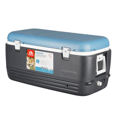 Изотермический контейнер (термобокс) Igloo MaxCold 100 (94 л.), темно-синий