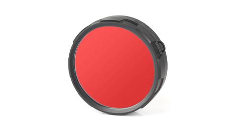 Olight FM21-R фильтр (красный)