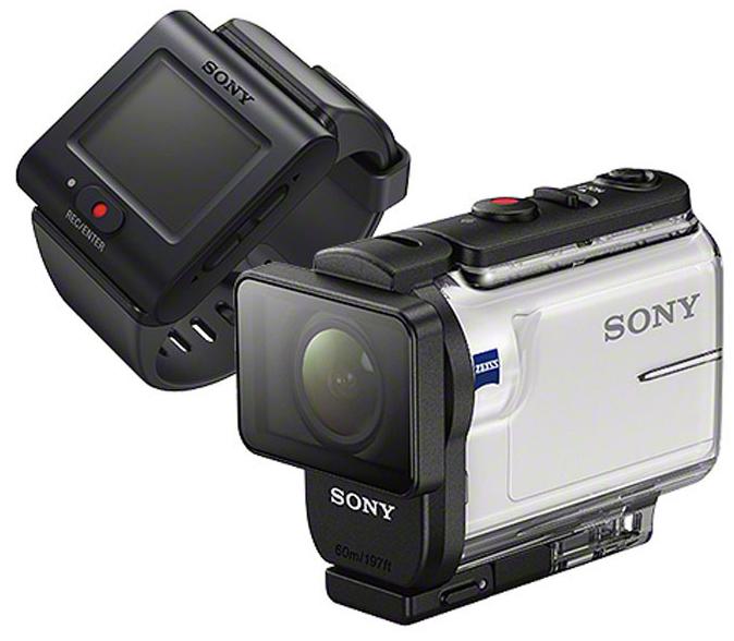 HDR-AS300R экшн камера Sony Action Cam в комплекте с ПДУ