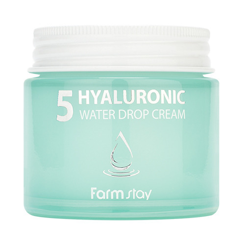 Крем для лица Farmstay 5 Hyaluronic Water Drop Cream 80 мл