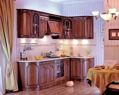 Кухня угловая АДА караваджо правый угол