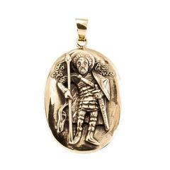 Святой воин Федор Стратилат