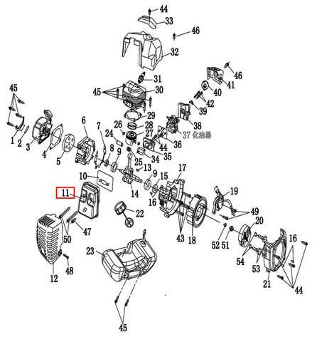 Глушитель  для лодочного мотора T2 SEA-PRO