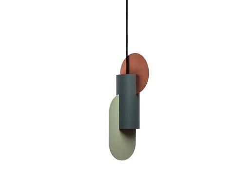 Подвесной светильник копия Suprematic Two by Noom