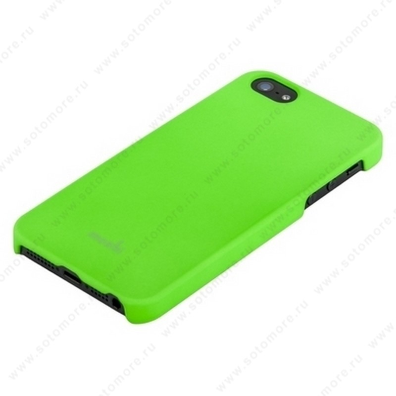 Накладка Moshi пластиковая для iPhone SE/ 5s/ 5C/ 5 салатовая