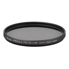 Нейтрально-серый фильтр Kenko Pro 1D ND4 W на 55mm
