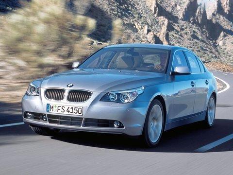 Чехлы на BMW 5 (Е60) 2003–2010 г.в.