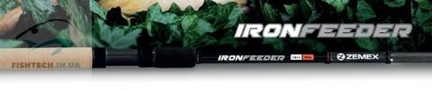 Удилище фидерное ZEMEX Iron Feeder Light 10ft 40g
