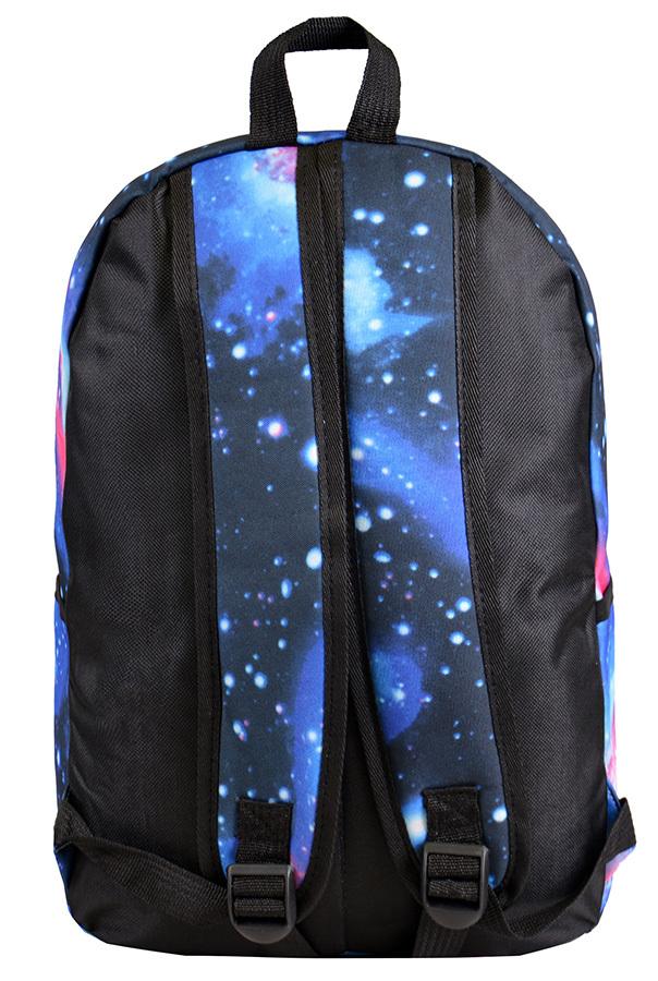 Рюкзак с флагом синий фото