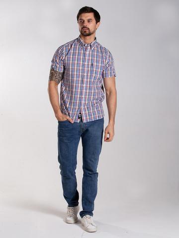 Рубашка к/р муж.  M012-03A-11CR BOSTON