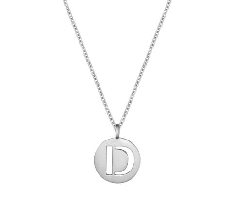 Медальон с буквой