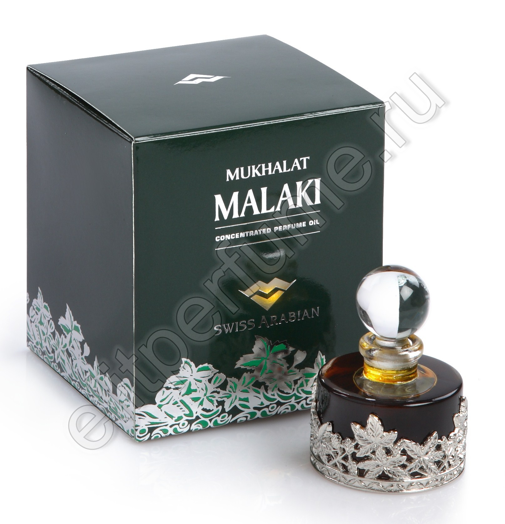 Пробники для арабских духов Мухаллат Малаки Mukhalat Malaki 1 мл арабские масляные духи от Свисс Арабиан Swiss Arabian