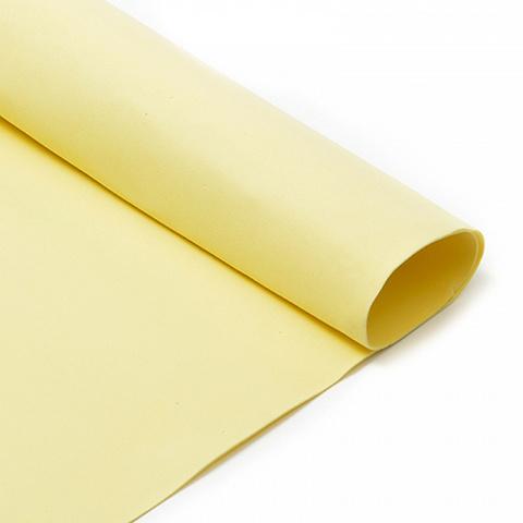 Фоамиран 1мм светло-желтый