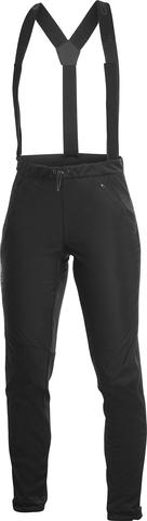 Лыжные брюки самосбросы Craft Performance Full женские чёрные