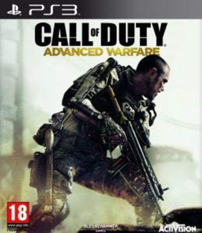 Call of Duty: Advanced Warfare - Day Zero Edition (PS3, английская версия)