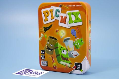 настольная игра Пикмикс