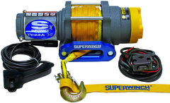 Лебедка для квадроцикла SuperWinch Terra 35SR синтетический трос